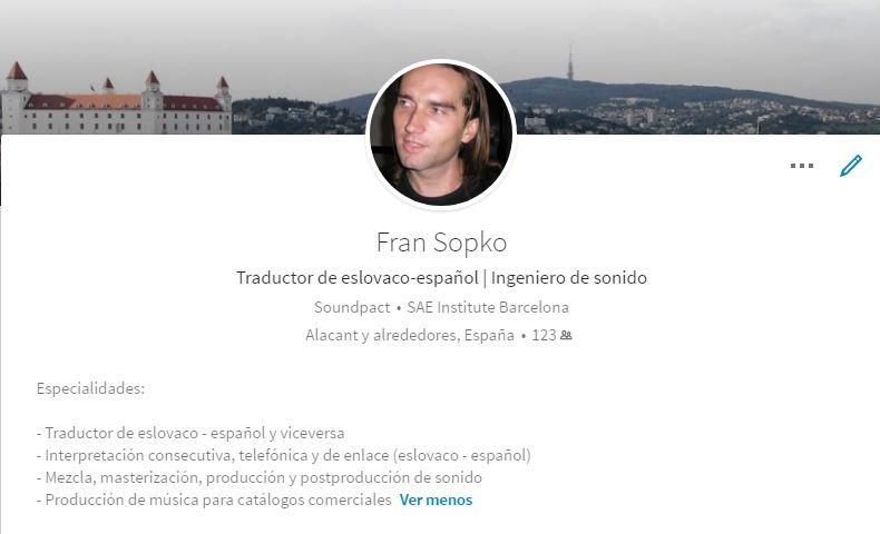 Fran Sopko - LinkedIn